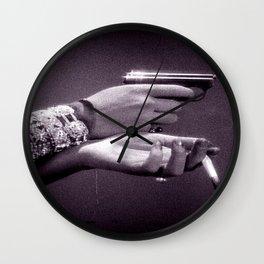 Gimme Whatcha Got Wall Clock