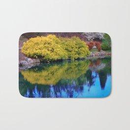 Pond at Ginter Bath Mat