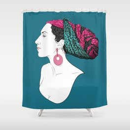 Troffa Shower Curtain