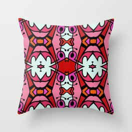 Poultry 14 Throw Pillow