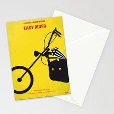 No333 My EASY RIDER minimal movie poster Stationery Cards