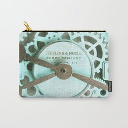 Clockwork Aqua Carry-All Pouch