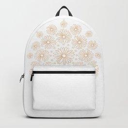 Kaleidoscope Daisy Backpack