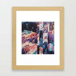 DVEDI Framed Art Print