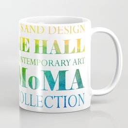 New York City - arts in color Coffee Mug