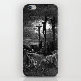 Crucifixiondarkness - Dore iPhone Skin