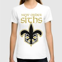 new order T-shirts featuring New Order Siths by Ant Atomic