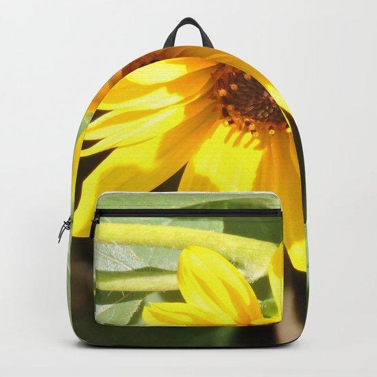 Honeybee En Route to Work Backpack