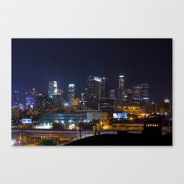 From The South-side Homie  Canvas Print