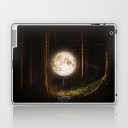Visiting The Forest Laptop & iPad Skin