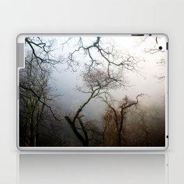 Misty Morning in Scotland Laptop & iPad Skin
