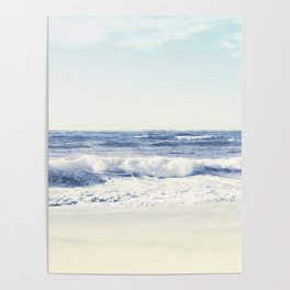 North Shore Beach Poster