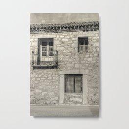 Windows #7 Metal Print
