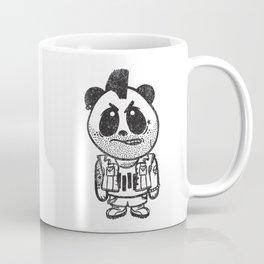 Punk Rock Panda  Coffee Mug