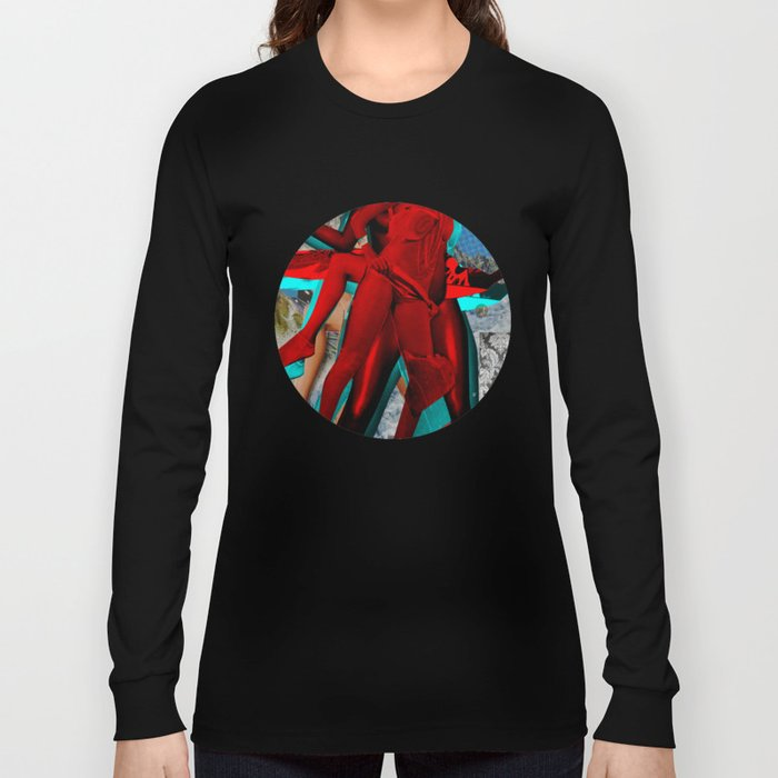 Essence Of Life · Transfer & Dream · Detail2 Long Sleeve T-shirt
