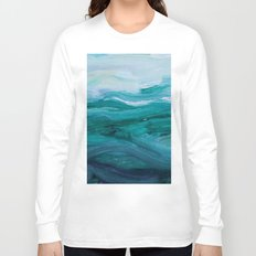 Private Beach Long Sleeve T-shirt