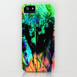 Tropical Madness iPhone Case