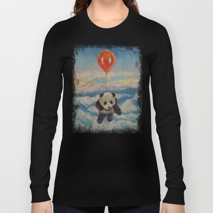 Balloon Ride Long Sleeve T-shirt