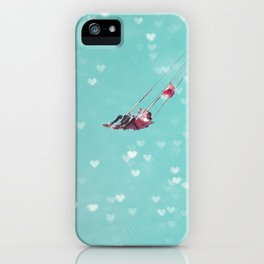 I believe I can fly iPhone Case
