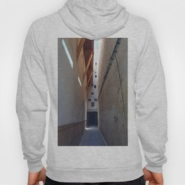 Moroccan alley. Hoody