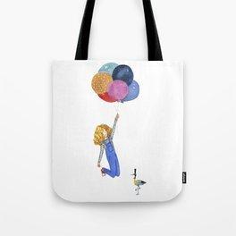 Happyness Tote Bag