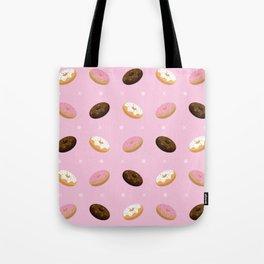 Donuts! Tote Bag