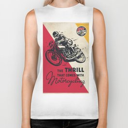 The Thrill Biker Tank