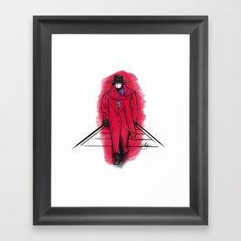 Marc Jacobs Framed Art Print