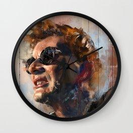 SPRH Wall Clock