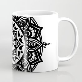 Aztec Sun Mandala Coffee Mug