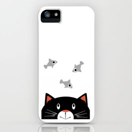 Dreaming of Fish iPhone Case