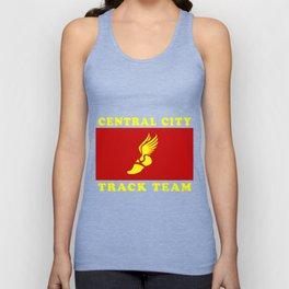 Central City Track Team Unisex Tank Top