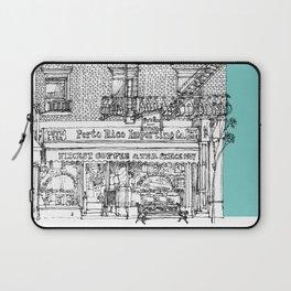 PORTO RICO IMPORT CO, NYC Laptop Sleeve