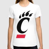 cincinnati T-shirts featuring NCAA - Cincinnati Bearcats by Katieb1013