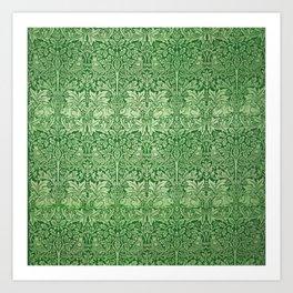"William Morris ""Brer rabbit"" 3. Art Print"