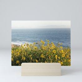 California Summer Mini Art Print