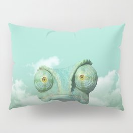 Chameleon Pillow Sham