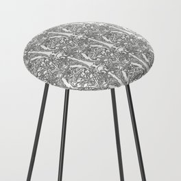 The Grand Salon, Ghost Counter Stool
