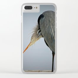 An Itch Clear iPhone Case