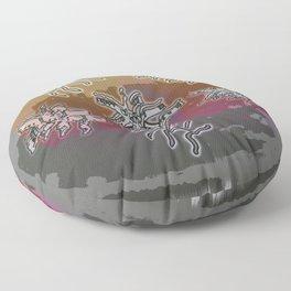 Beings / Nano-World / 07-09-16 Floor Pillow