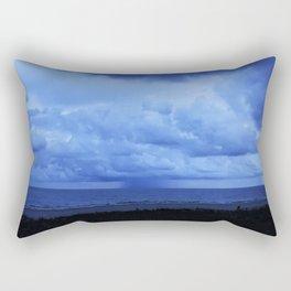 Batten Down the Hatches Rectangular Pillow