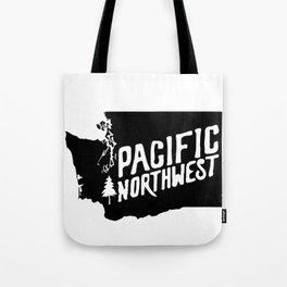 Washington State Tote Bag