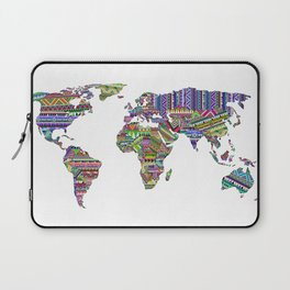 Overdose World Laptop Sleeve