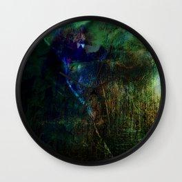 jungla Wall Clock
