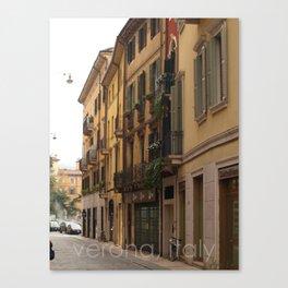 verona, italy Canvas Print