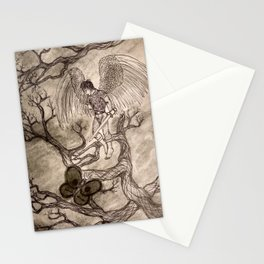 Sinister Stationery Cards