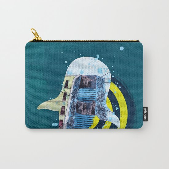 terra incognita I Carry-All Pouch