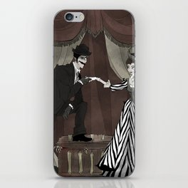 H. H. Holmes iPhone Skin