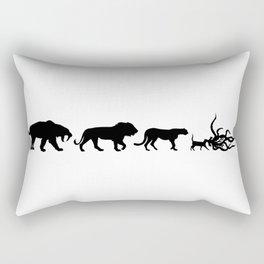 Flerken Evolution Rectangular Pillow