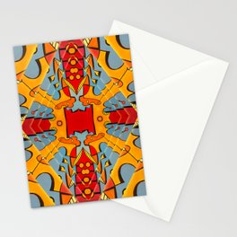 Amnesian Fields Stationery Cards